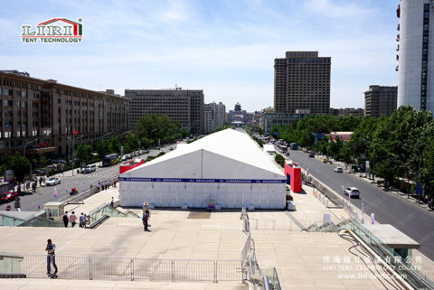 Big Tent for Outdoor Exhibition
