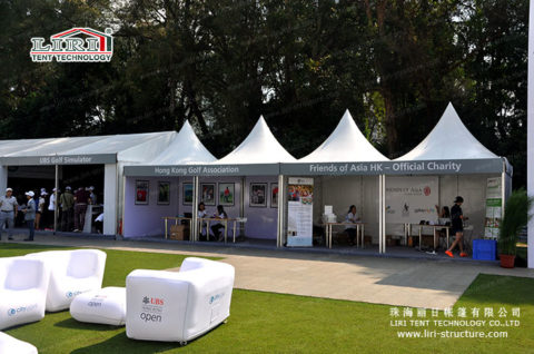 small tents for events