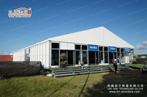 Big Exhibition Marquees tent