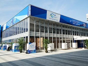 Exhibition Tents for Temporary Exhibition Hall 1