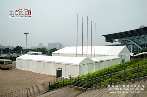 Outdoor Exhibition Tents Supplier