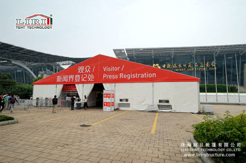 Outdoor Exhibition Tents for sale