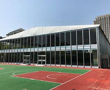 Temporary Sport Buildings