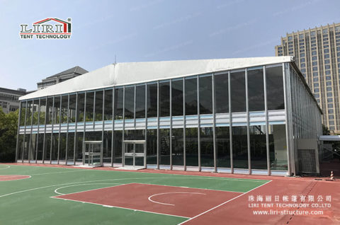 Temporary Sport Hall Tent