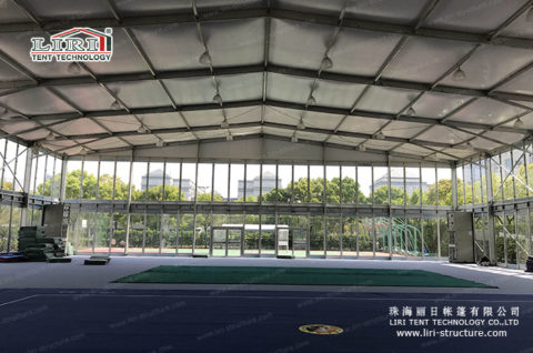 temporary sport buildings for sale