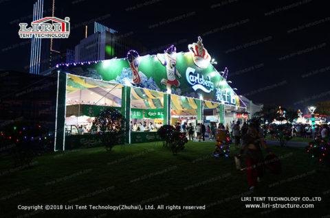 beer tent party