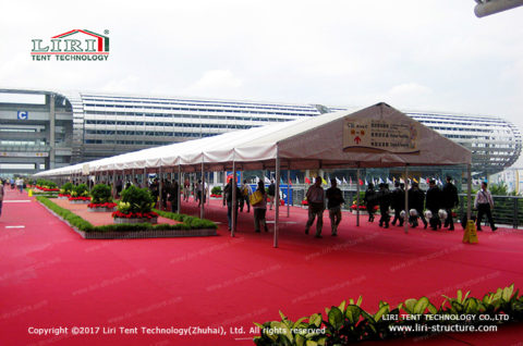 Canton Fair exhibition pavilions
