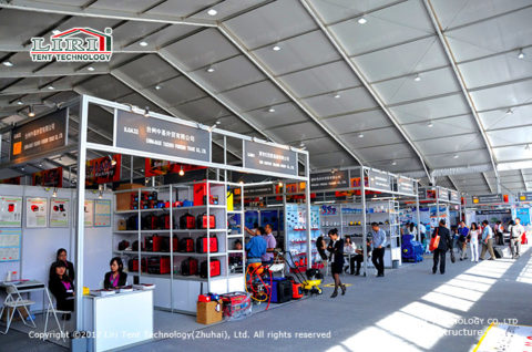 Canton Fair outdoor exhibition tents for sale