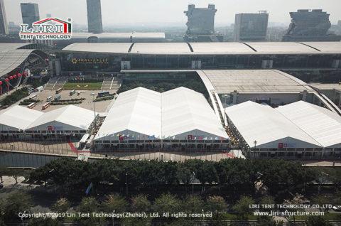 Outdoor Exhibition Tent For Canton Fair