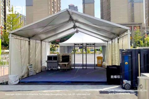 Tent for 14th National Games of China