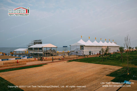 white marquee event tent hire