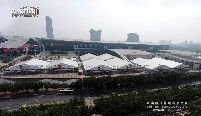 LIRI Exhibition Tents for Canton Fair