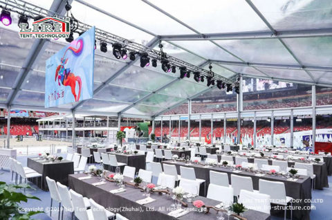 Marquee Hire for Sporting Events