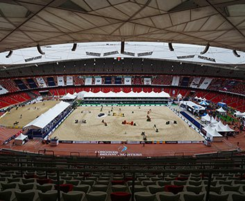 Sports Event Marquees for International Equestrian Beijing Master