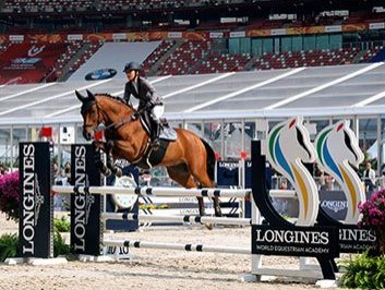Sports Event Marquees for International Equestrian Beijing Master 2