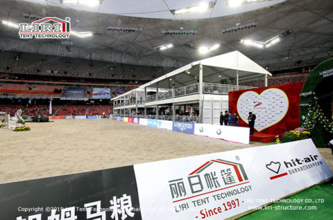 Temporary Building in Sporting Events