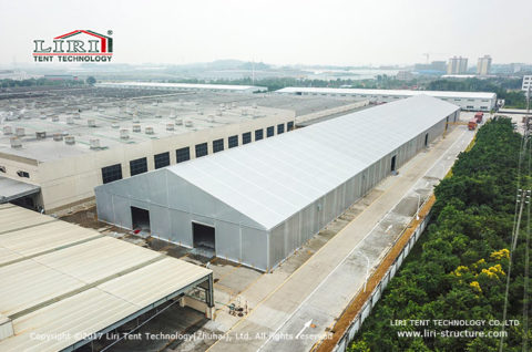Temporary Warehouse Buildings for sale