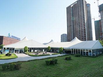 Vehicle Workshops Tent Structure