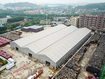temporary warehouse buildings