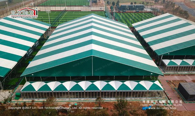 Football Stadium Sports Tent Introduce