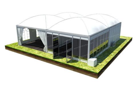 Modular Dome Tent