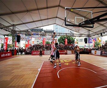 IndoorBasketballCourtTent