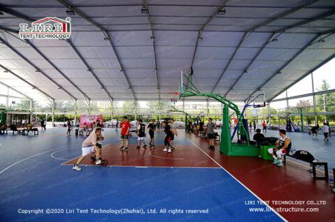 Outdoors Modular Temporary Aluminum Basketball Stadium Tent