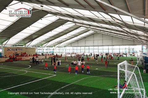 Indoor football Arena