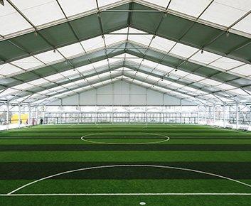 Soccer Stadiums Tent