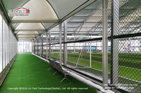 Sports Temporary Building for Football