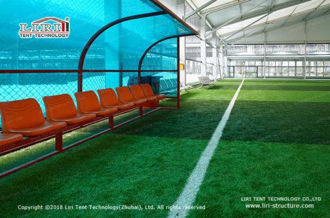 Sports Temporary Building for Footballintroduce
