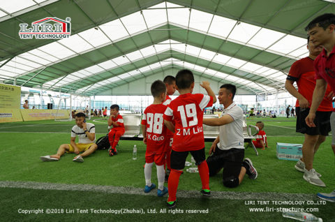 soccer arena stadiums tent for sale