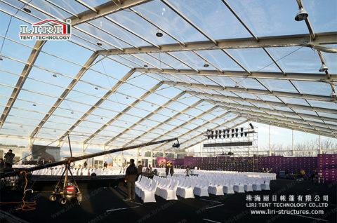 Clear Tent framework