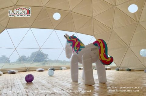Inflatable Sport Dome tent