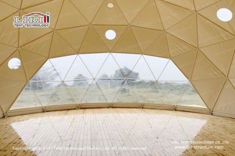 PVC Sports Domes