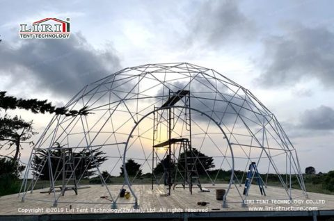 Popular Inflatable Sports Domes