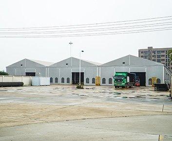 Temporary Workshop Buildings