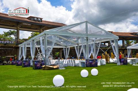 banquet party tent