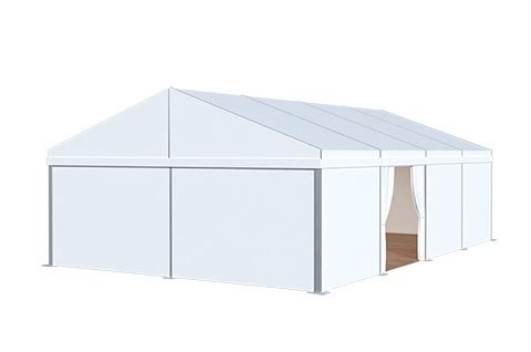 Used Tents 3d