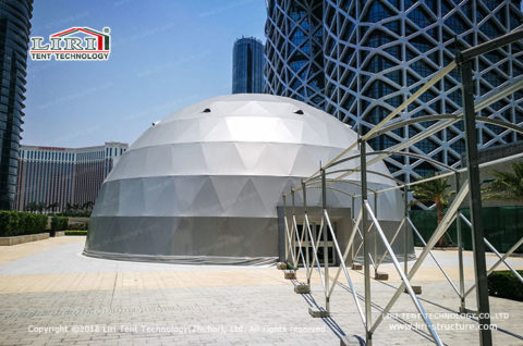 dome event shelter