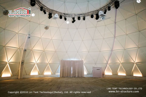 event dome shade