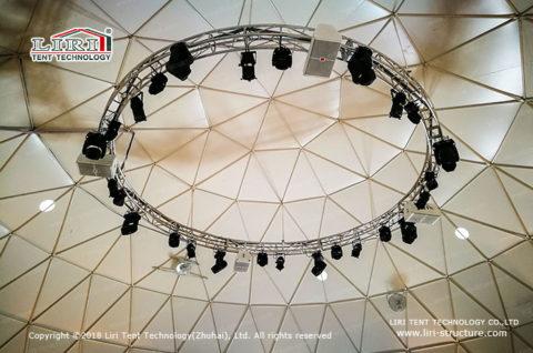 half dome event