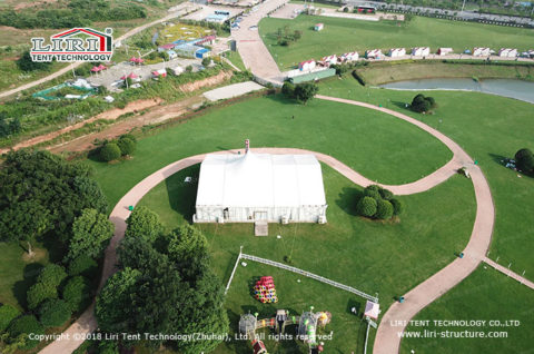 luxury wedding tent rental