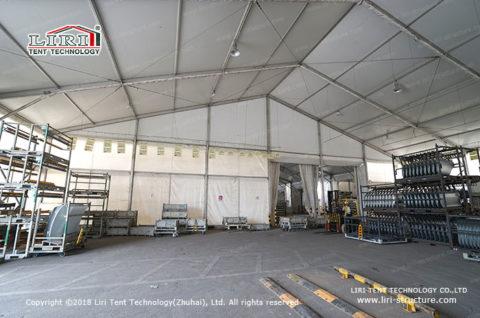temporary buildings storage