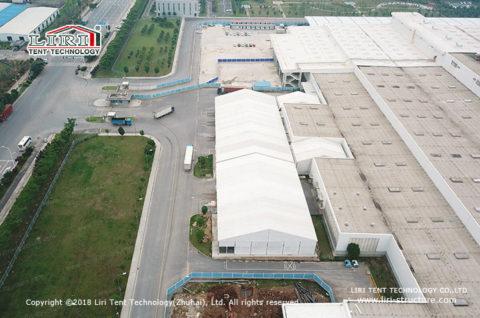 temporary storage buildings company