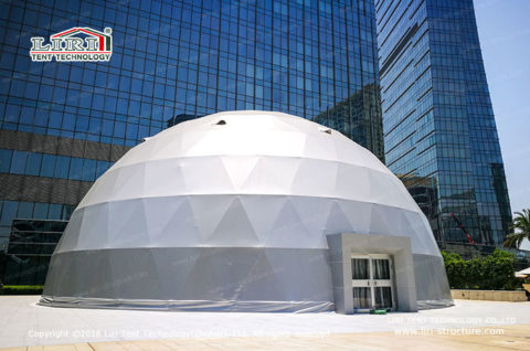the dome event