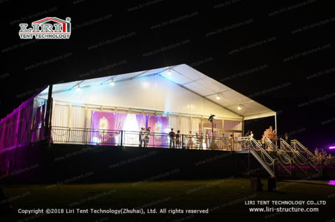 used white wedding tent for sale