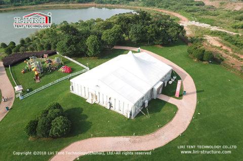 wedding tent luxury design