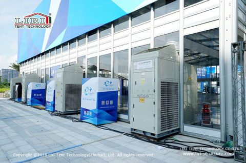 30HP Event Air Conditioning