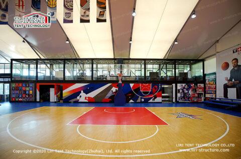 Basketball Stadium Tent 2
